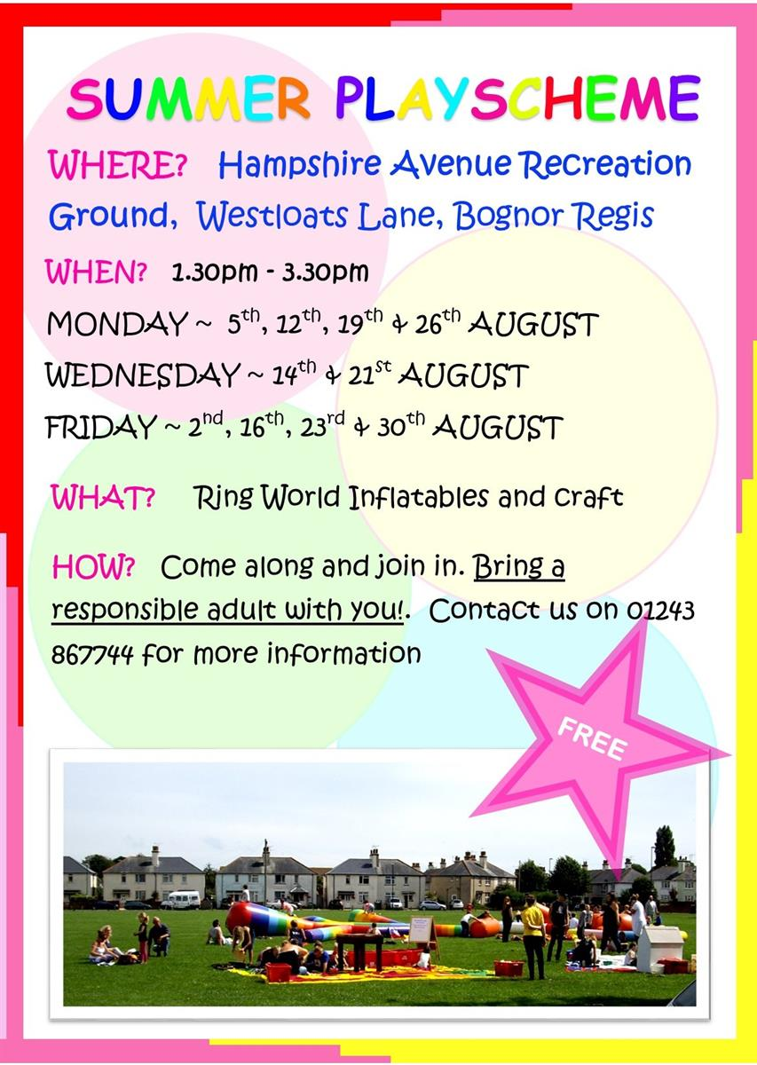 Summer Playscheme