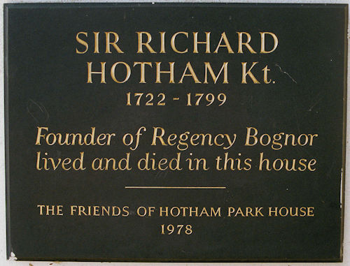Sir Richard Hotham
