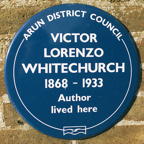 V L Whitchurch